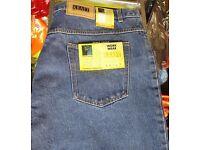 Work wear jeans clearance