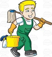 AMAZING EXPERIENCED AFFORDABLE CLEANER LOOKING FOR CASH JOBS