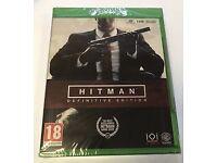 Hitman Definitive Edition Microsoft XBox One Game