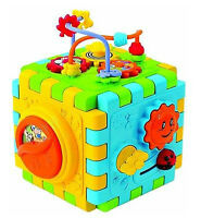 PlayGo DISCOVERY CUBE Wind Up