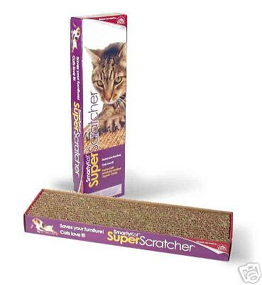 SmartyKat Super Scratcher - Claw Control For Your Cat