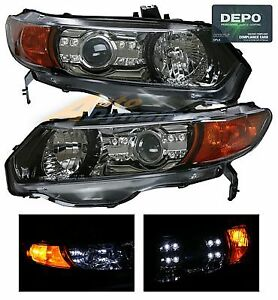 Headlight Projector Depo Honda Civic 2006-2011