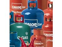 Calor Gas bottles FULL Unused