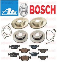 Bosch Quietcast brakes Front Rear rotors and pads