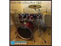 Mapex 6 piece drum kit