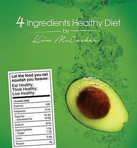 COOKBOOK-4-Ingredients-Healthy-Diet-by-Kim-McCosker