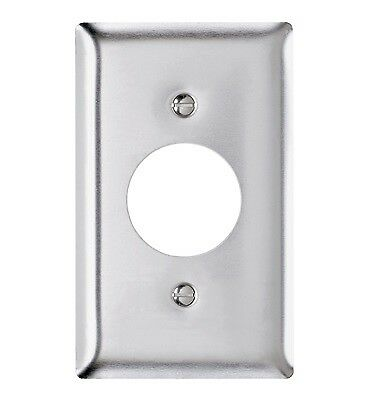 P & S SS7 Stainless Steel 1 Gang - Standard Size - Single Re