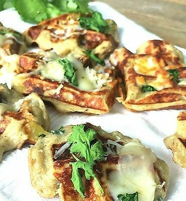 Mexican Potato Bites on Tatertots and Jello