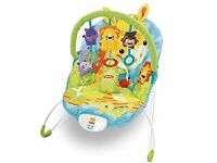 Fisher price baby bouncer - nearly new