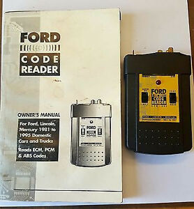 Ford code Reader