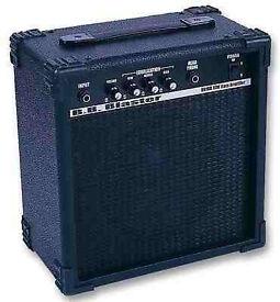 BLASTER BB10B - B.B 10W BASS GUITAR AMPLIFIER