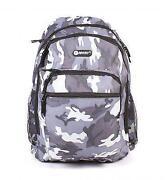 Camo School Backpack