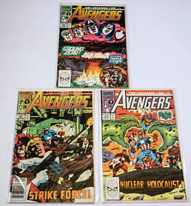 Huge Avengers Comic Collection - Lot of 25