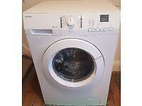7KG JOHN LEWIS WASHING MACHINE, LED DISPLAY (4 months warranty),