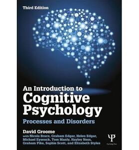 An Introduction to Cognitive Psychology 3rd Edition