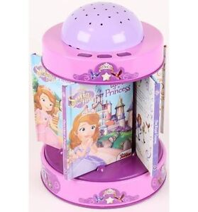 Disney Junior Sofia the First Sweet Dreams Carousel Library