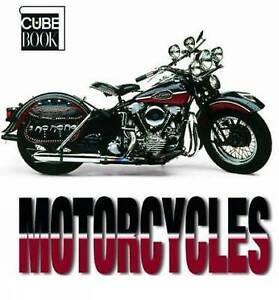Motorcycles: Minicube (Hardback, 2008) NEW BOOK Motor Bike Cycle