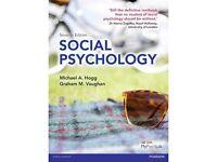 social psychology hogg vaughan