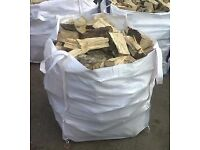 Fire wood logs for wood burner