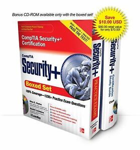 CompTIA Security+ Certification Boxed Set  ,