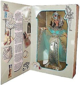 Egyptian Queen Barbie - 1993 NRFB Great Eras Collection