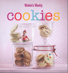 & NEW COOKIES by Women's Weekly Australian Paperback DESSERTS BOOK FREE Shipping