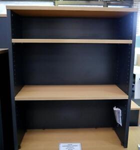 New Swan Desk Hutch Bookcase Office Furniture Shelving Storage Melbourne CBD Melbourne City Preview