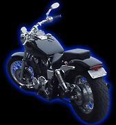 Honda Shadow 750 Tail Light