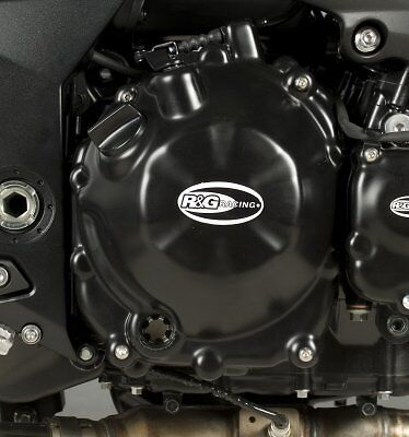 R&G Racing Right Hand Engine Case Clutch Cover to fit Kawasaki Z750 2007-2011