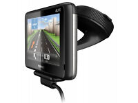 TOMTOM LIVE 1000 GPS NEAR MINT CONDITION WITH BRAND-NEW BATTERY w/ UK and ROI maps