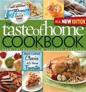 Taste-of-Home-Cookbook-3rd-Edition-Best-Loved-Classics-and-All-New-Favorites