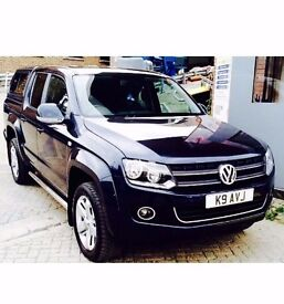 VW Amarok Highline 4 Motion TDI NO VAT
