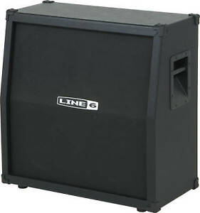 Line 6  4x12 Cabinet