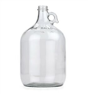 1 Gallon Glass Carboy