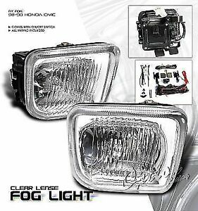 FOG LIGHT KITS WITH SWITCH