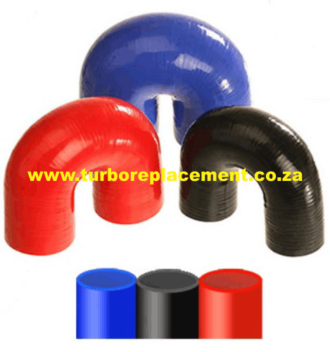 38MM ID 180 DEG Silicone Bends - Turbo Replacement (031-701-1573)