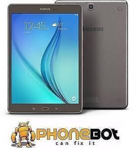 "BNIB Samsung Galaxy Tab A 8"" 16gb 4GX Smokey Titanium @Phonebot Reservoir Darebin Area Preview"