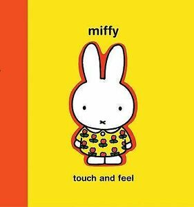 Miffy-Touch-and-Feel-Touch-And-Feel-ACCEPTABLE-Book