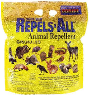 Repels-All Animal Repellant, Granules, 6-Lbs.