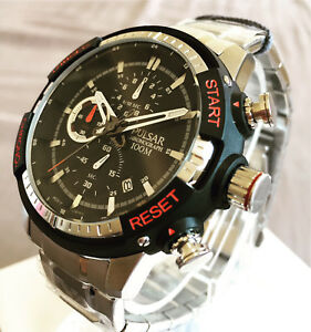 Brand New Pulsar V8 Racing Chronograph Watch (NEGOTIABLE) Maroubra Eastern Suburbs Preview