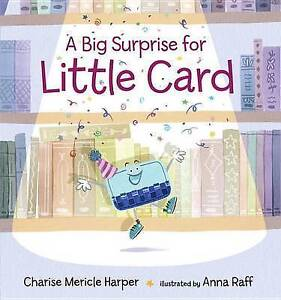 A Big Surprise for Little Card By Harper, Charise Mericle -Hcover