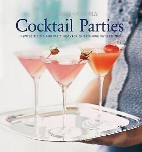Williams-Sonoma-Entertaining-Cocktail-Parties-ExLibrary