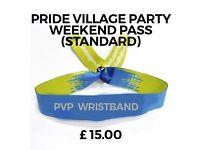 2x Brighton Pride 2017 Saturday and Sunday tickets