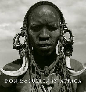 Don McCullin In Africa, McCullin, Don, New Book