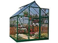 New Palram Harmony 6x6 greenhouse
