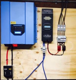 Off Grid Systems: Battery Storage and Solar Panels
