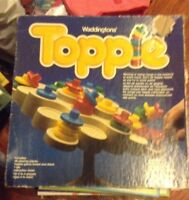 Topple game for sale