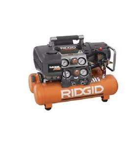 RIDGID Tri-Stack 5-Gallon Portable Electric Compressor OF50150TS $199.99