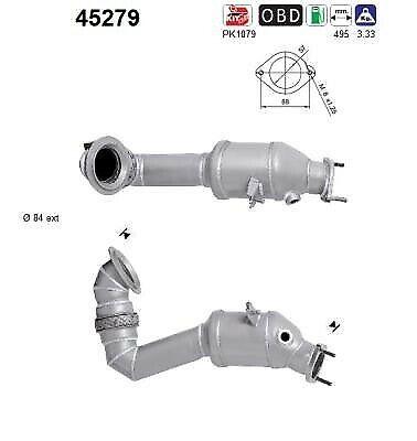 Katalysator   für BMW 1 E82 3 E90 E92 Hauptkatalysator, Hauptkat, Kat  