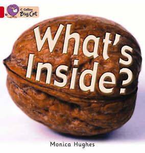 What's Inside: Band 2a/Red A, Monica Hughes